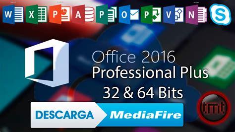 microsoft office professional plus 2016 32 64 como descargar microsoft office professional plus 2016 Descargar