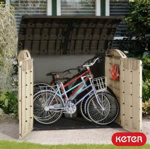 Keter Woodland Storage Shed by Keter Store It Out Ultra Storage Shed Bin Bike Tool Garden