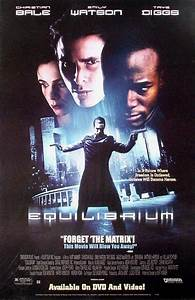 Equilibrium Movie Posters, One Sheets, & Handbills