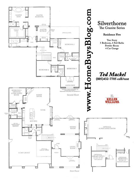 centex homes floor plans