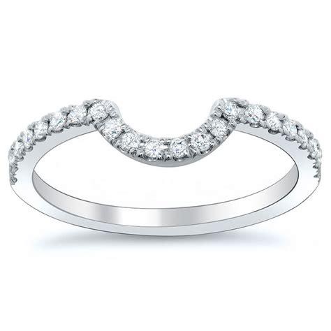 curved diamond wedding band community pulse