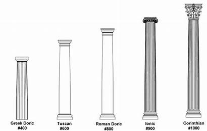 Column Tuscan Architecture Roman Greek Classical Columns