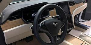 First look at the new Tesla Model S/X interior finish - Electrek