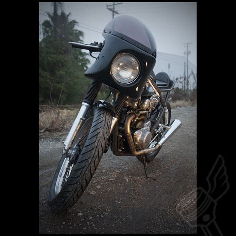 avon road runnerrider  cafe racer preferred