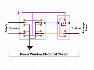 Dodge Truck Power Window Switch Wiring Diagram