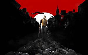 Wolfenstein 2 The New Colossus 4K 8K Wallpapers HD
