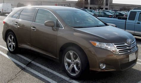 Find a new venza at a toyota dealership near you, or build & price your own toyota venza online today. 2009 Toyota Venza Base - Wagon 3.5L V6 AWD auto