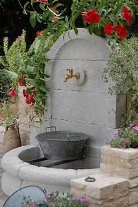 Les 25 meilleures idees de la categorie fontaines de for Ordinary fontaine exterieure de jardin moderne 3 mon jardin aquatique