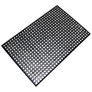 Rubber Garage Flooring Home Depot by Buffalo Tools 36 In X 60 In Anti Fatigue Rubber Flat Mat