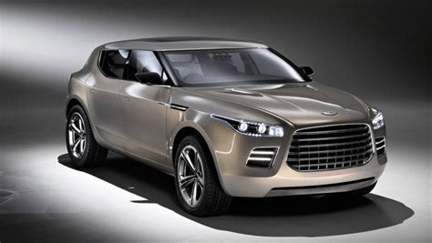 Aston Martin Plans Suv And Hybrid Models By 2020 News