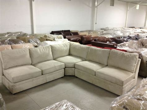 Pottery Barn Pb Pearce Sofa Sectional Couch Everyday Stone