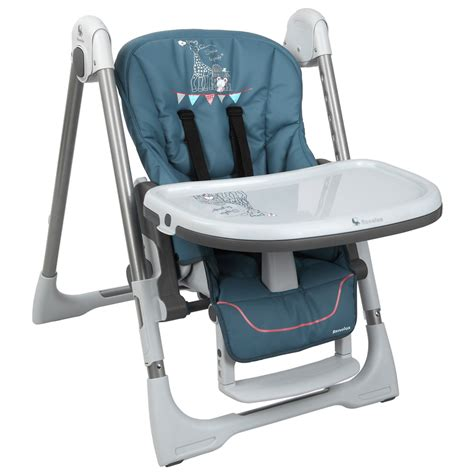 chaise auto bebe chaise haute bébé vision la girafe de renolux