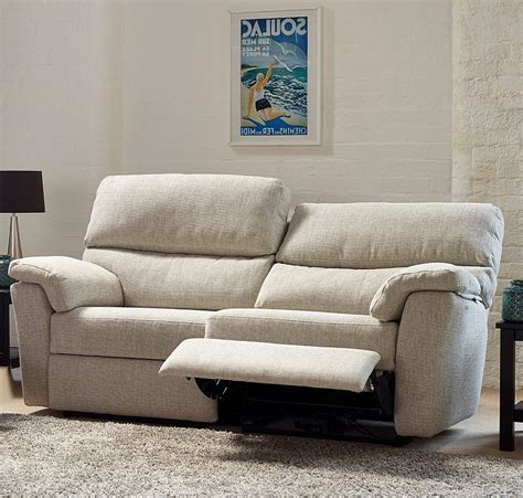 Two Seat Recliner Sofa by Barrow Clark Duncan 2 Seater Recliner Sofa