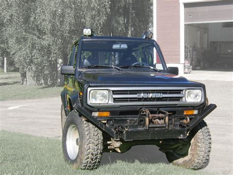 Daihatsu Rocky Parts by Daihatsu Rocky History Photos On Better Parts Ltd