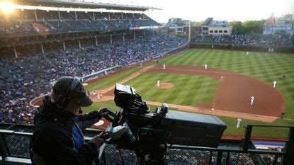 cubs games  local tv team partners