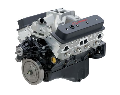 Chevrolet Crate Motors by Chevrolet Performance Sp383 Deluxe 435 Hp Crate Engine Gm