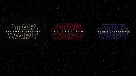 The Sequel Trilogy : StarWars