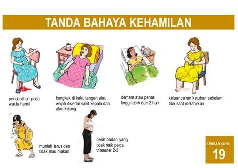 Ibu Hamil Resiko Tinggi Lembar Balik Kesehatan Reproduksi Dan Seksial Bagi Calon