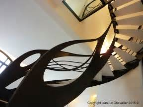 Style Contemporain : l escalier design contemporain sublime l art nouveau la ~ Farleysfitness.com Idées de Décoration