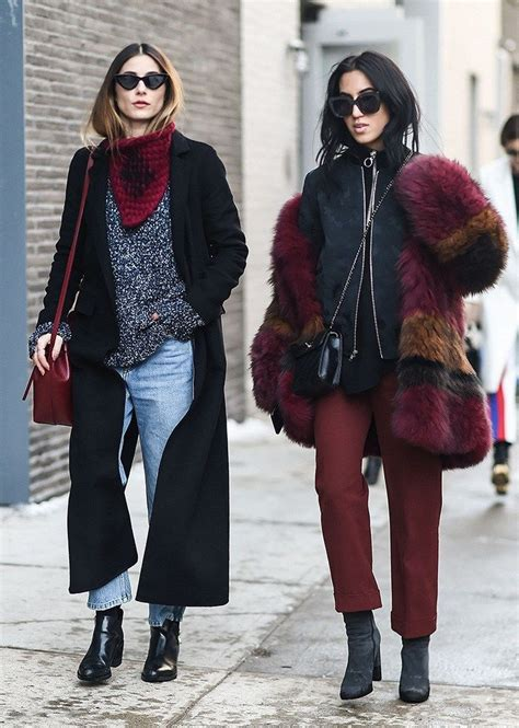 10 Fall Trends Seasons Ideas by The Best Nyfw Style From The Fall 2017 Season