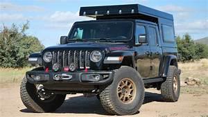 El Jeep Gladiator Es El Nuevo At Summit Habitat Camper
