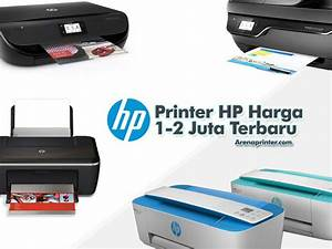 Daftar Pilihan Printer Hp Harga 1