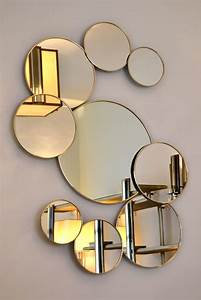 Miroir De Salon : les 25 meilleures id es de la cat gorie miroirs sur pinterest id es de miroir miroirs muraux ~ Teatrodelosmanantiales.com Idées de Décoration