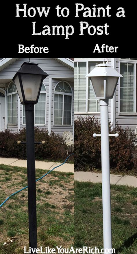 how to install a post light how to install an outdoor light post 17 best images