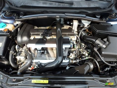Volvo S60 2 4t by 2001 Volvo S60 2 4t Engine Photos Gtcarlot