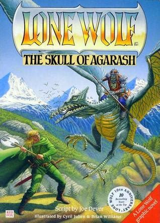 skull  agarash lone wolf graphic novels  joe dever reviews discussion bookclubs lists