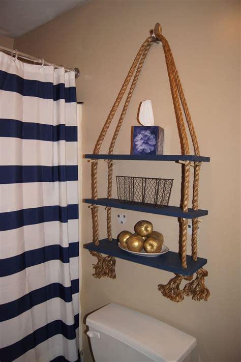 nautical bathroom decor   impress