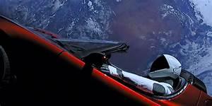 Tesla En Orbite : l 39 image de la semaine tesla en orbite infopresse ~ Melissatoandfro.com Idées de Décoration