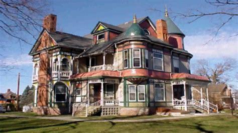 impressive queen anne victorian mansion ideas
