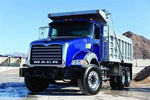 Mack Trucks Inc  Granite And Titan Enhancements In Heavy