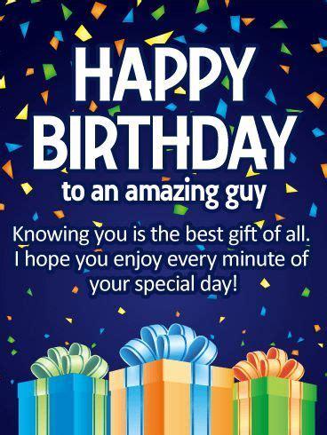 Birthday Wishes Man Funny