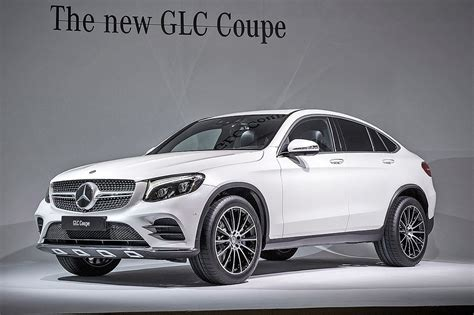 2018 Mercedesbenz Glc Coupe Redesign And Specs  2019 Car