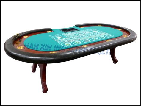 Wholesale Gambling Led Craps Big Small Poker Table For