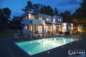 Plan De Maison D Architecte : superbe maison d 39 architecte contemporaine ~ Melissatoandfro.com Idées de Décoration