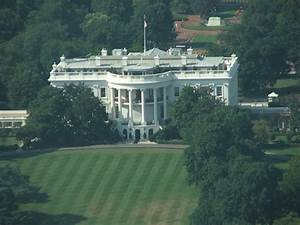 Photo #66418: Aerial View of the White House | America's ...