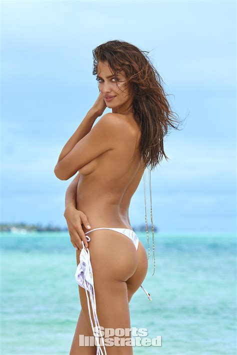 Stern Show Si Model Irina Shayk Hung Out With Beth This