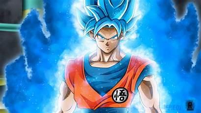 4k Dbz Pc Goku Wallpapers Desktop Background