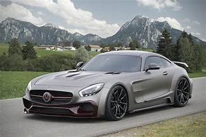 Mercedes Amg Gts : mansory 39 s custom mercedes amg gt s is a matte grey monster ~ Melissatoandfro.com Idées de Décoration