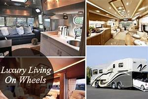 Luxury Living on Wheels: 6 Stunning RVs that will Make You