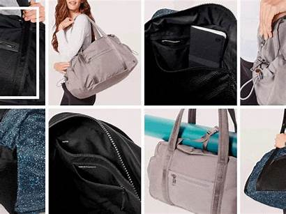 Gym Bags Workout Womens Fitness Sweat Popular