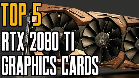 Many the best rtx 2070 graphics cards are often bulkier, so this may not be a problem for you. Best RTX 2080 TI Graphics Card | Top 5 GTX/RTX 2080 TI ...