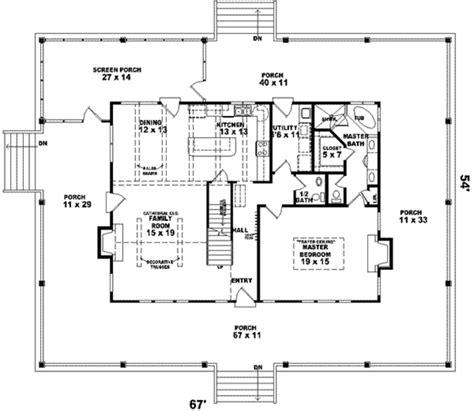 craftsman open floor plans farmhouse style house plan 3 beds 2 5 baths 2200 sq ft