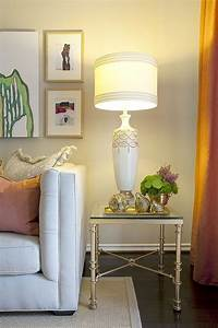 Viewing, Photos, Of, Unique, Table, Lamps, Living, Room, Showing