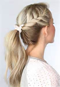 Easy Long Hair Style