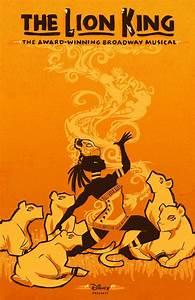 #Disney Lion King Broadway   Illustrations   Pinterest