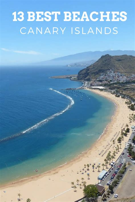 beaches   canary islands    visit